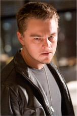 Leonardo Dicaprio angry