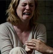 Juliane Moore crying