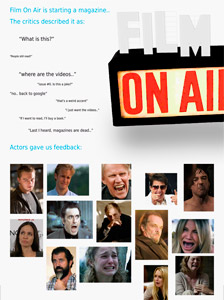 Film On Air Magazine #0: The Intro