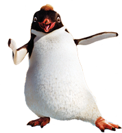 Happy Feet 2 Character