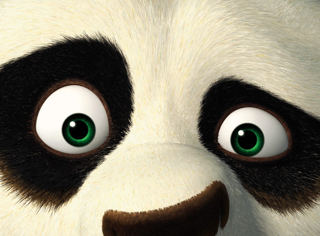 Kung Fu Panda 2 Close-up