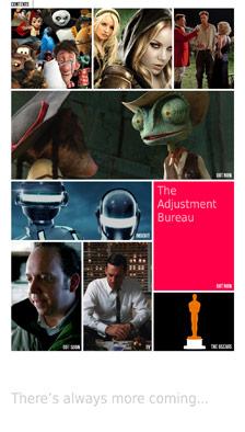 Magazine #1 Contents