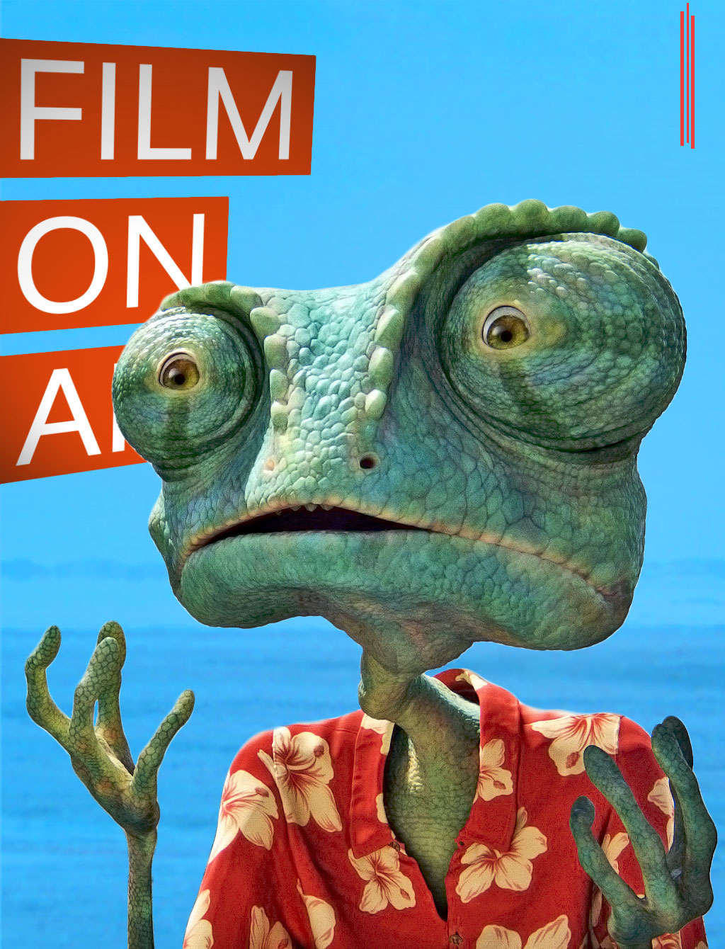 Rango Cringe Film On Air Cover