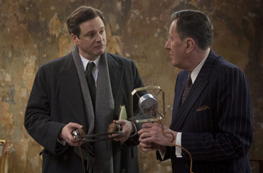 Oscars The King's Speech Best Actor