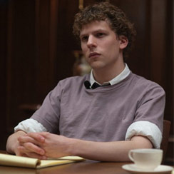 Oscars The Social Network Best Actor