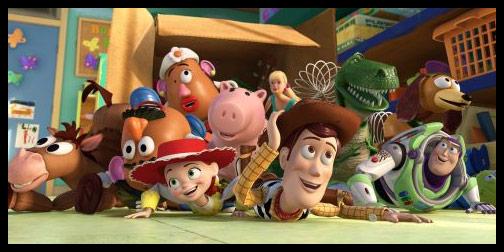 Oscars Toy Story 3