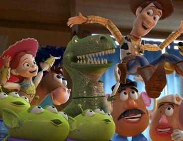 Oscars Toy Story 3 Music
