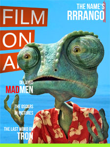 Film On Air Magazine #1: Animations