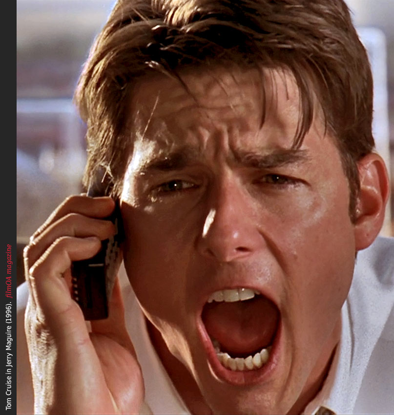 Jerry Maguire - Show me the Muscle