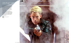 Chris Pine filled with doubt as Kirk in Star Trek Into Darkness