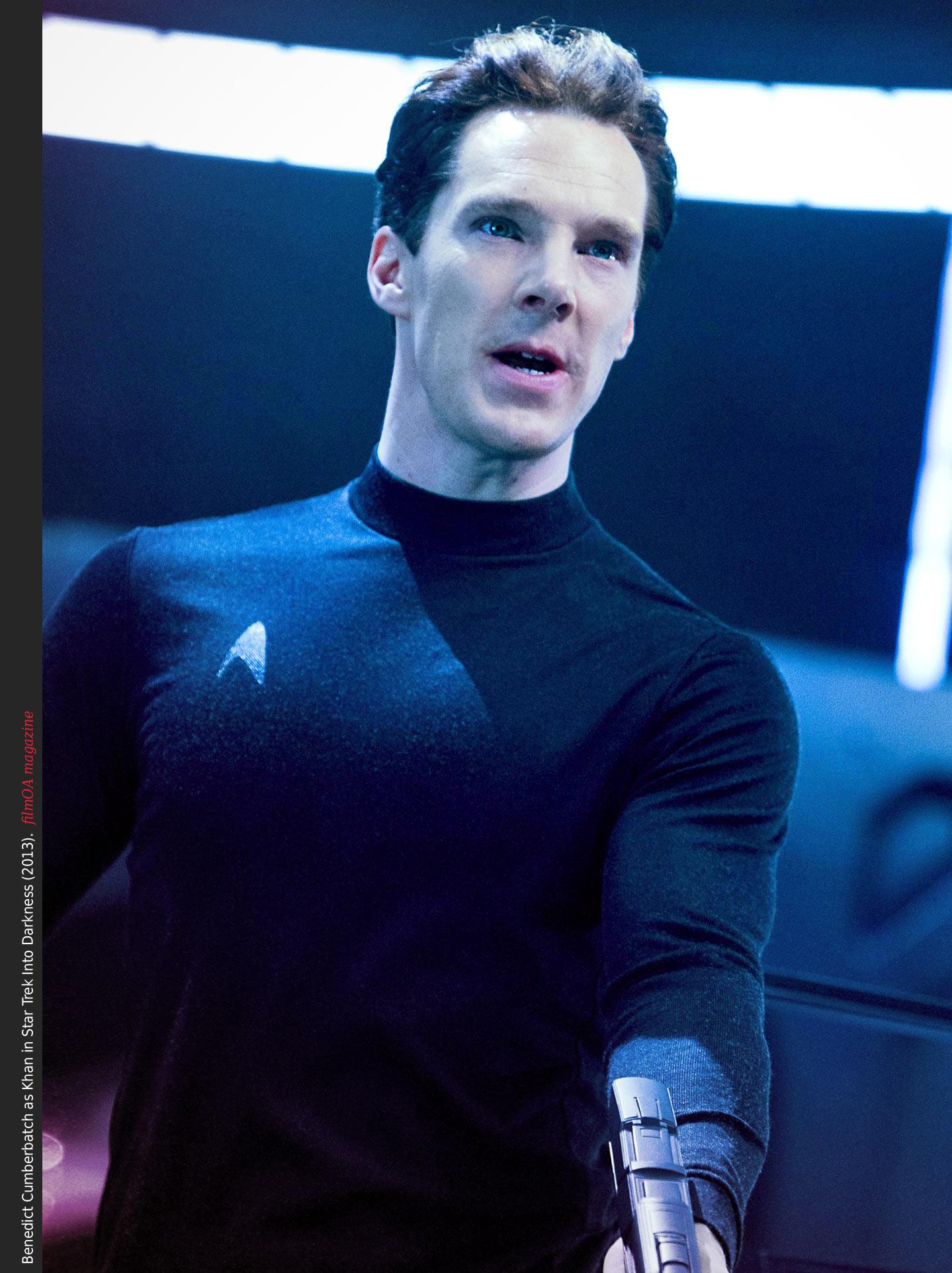 Star Trek Into Darkness Khan