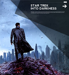 Can Star Trek Into Darkness surpass the first film?
