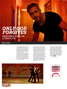 Only God Forgives makes Drive look like a chick flick (review)