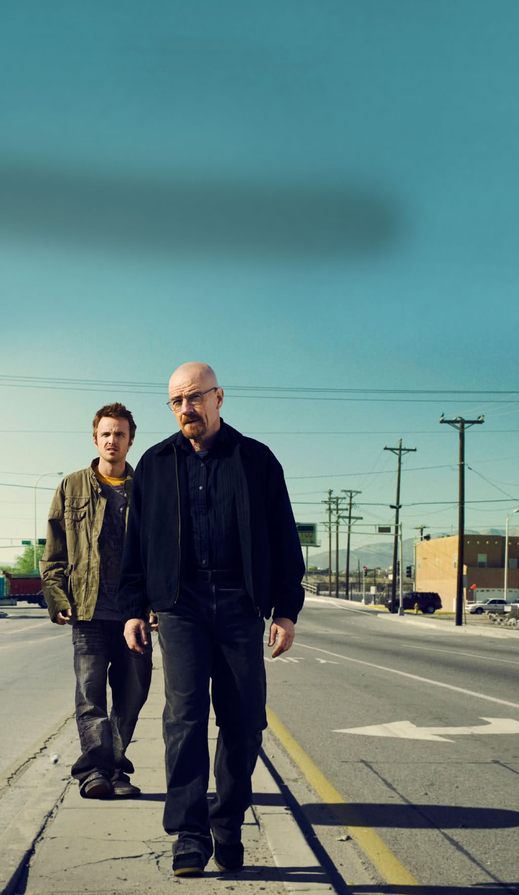 Breaking Bad Cover Poster