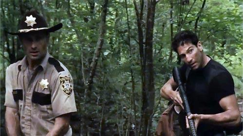 Walking Dead Forest
