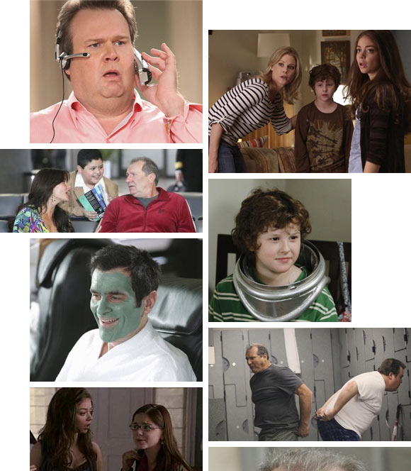 Modern Family Pictures 1