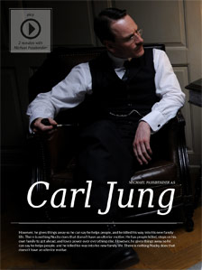 Michael Fassbender as Carl Jung