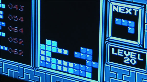 Tetris Masters Ecstasy of Order Trailer