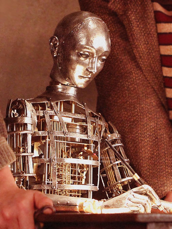 Hugo Automaton Film