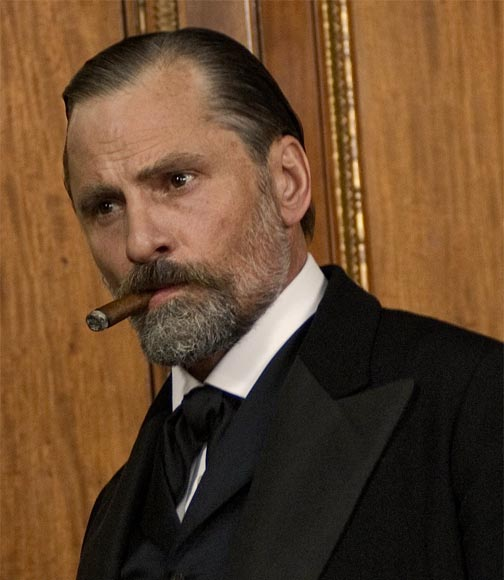 Viggo Mortensen is Sigmund Freud