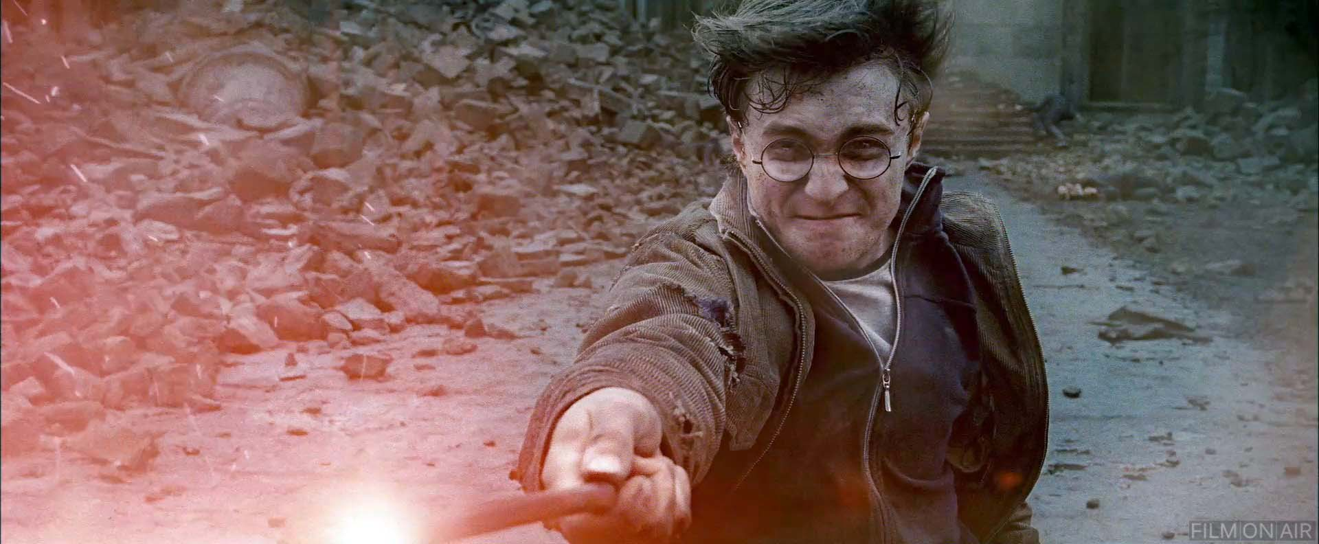 Harry potter wand shot in harry potter and the deathly for Harry potter deathly hallows wand