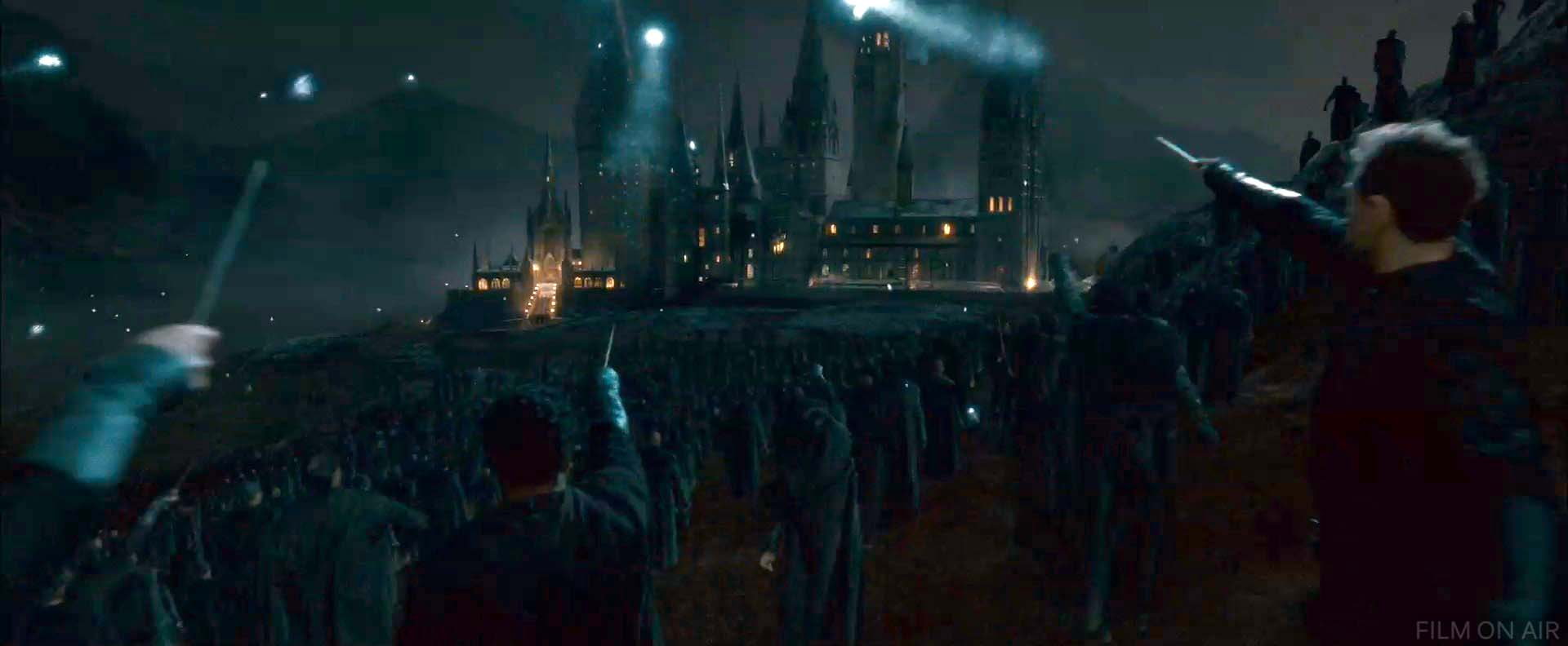 Wands in harry potter and the deathly hallows part 2 cultjer for Harry potter deathly hallows wand