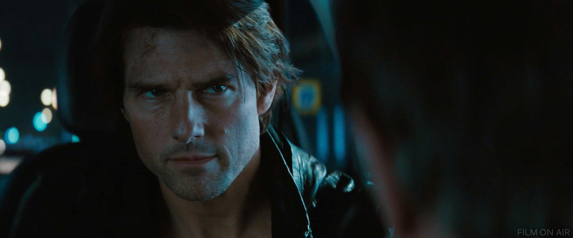 Tom Cruise Serious in Mission: Impossible 4 - Ghost ...