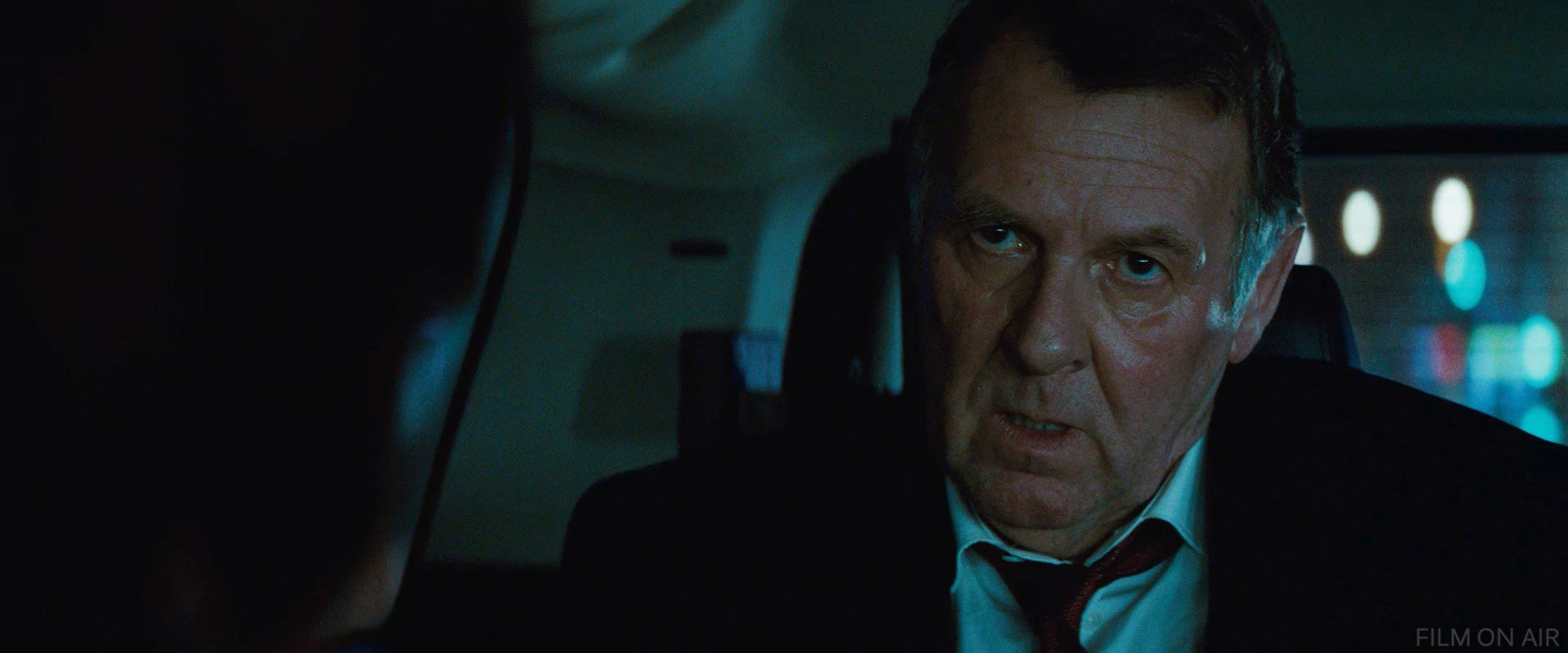Tom Wilkinson in Mission: Impossible 4 - Ghost Protocol