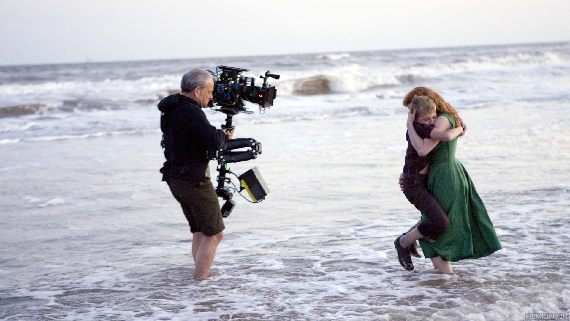 Terrence Malick Filming in The - 158.9KB