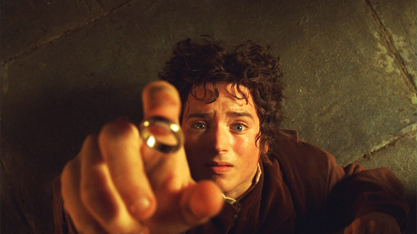 Fellowship Of The Ring Movie Clips