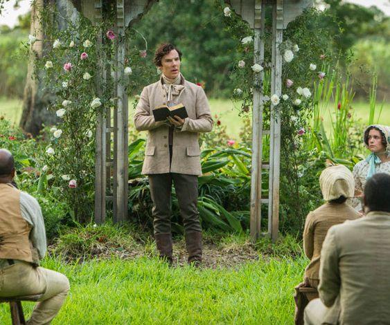 Benedict Cumberbatch reads!
