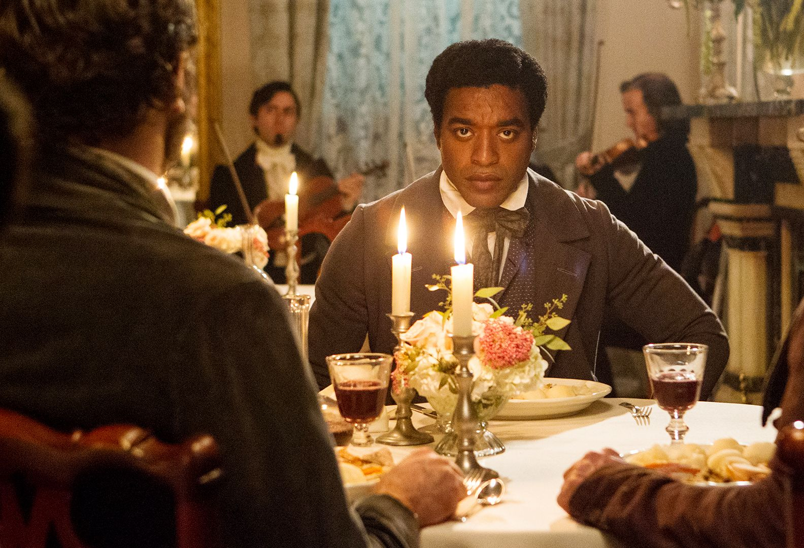 Dinner in 12 Years A Slave