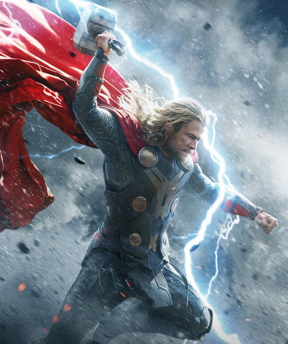 Thunder Thor!!