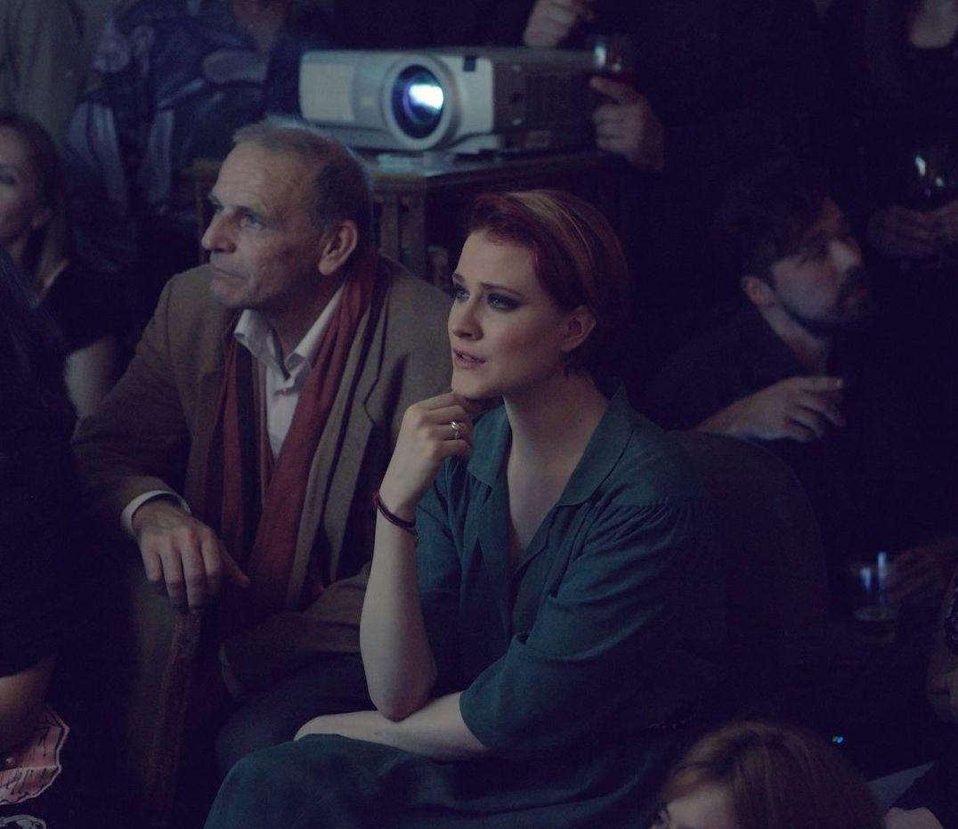 Evan Rachel Wood watch... Evan Rachel Wood
