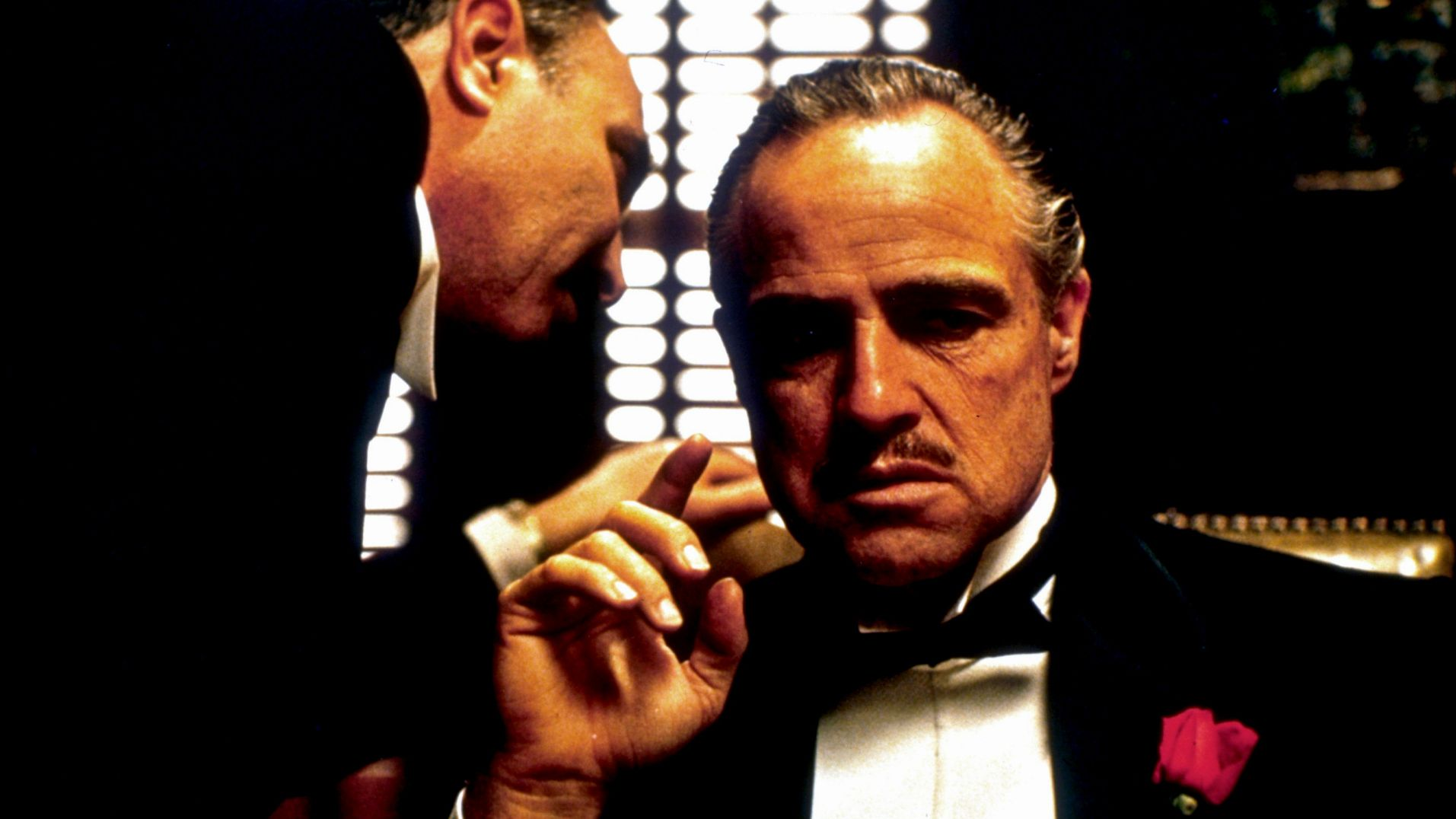 """I'm going to make him an offer he can't refuse."" - The Godf"