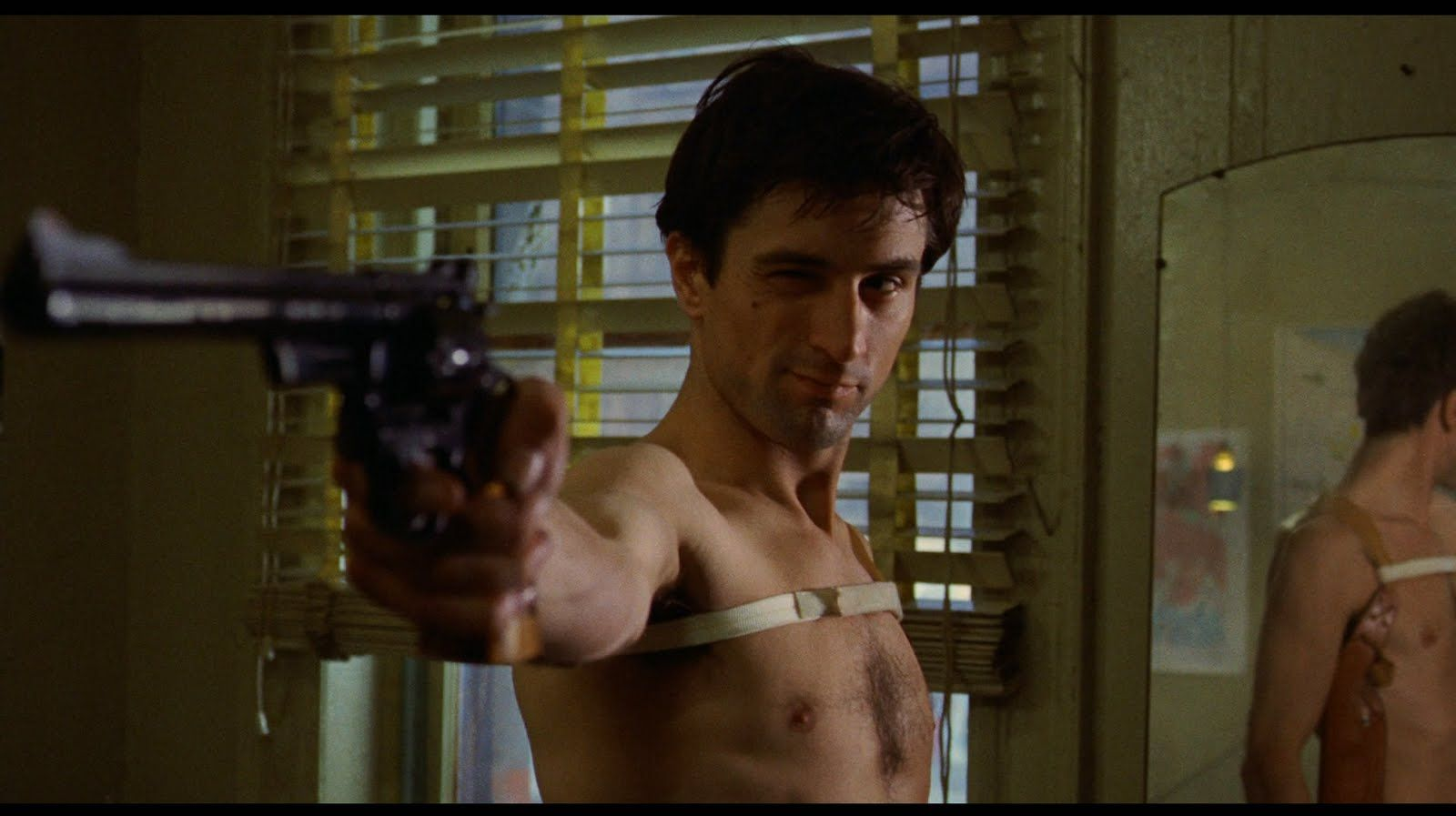 """You talkin' to me?"" - Taxi Driver (1976)"