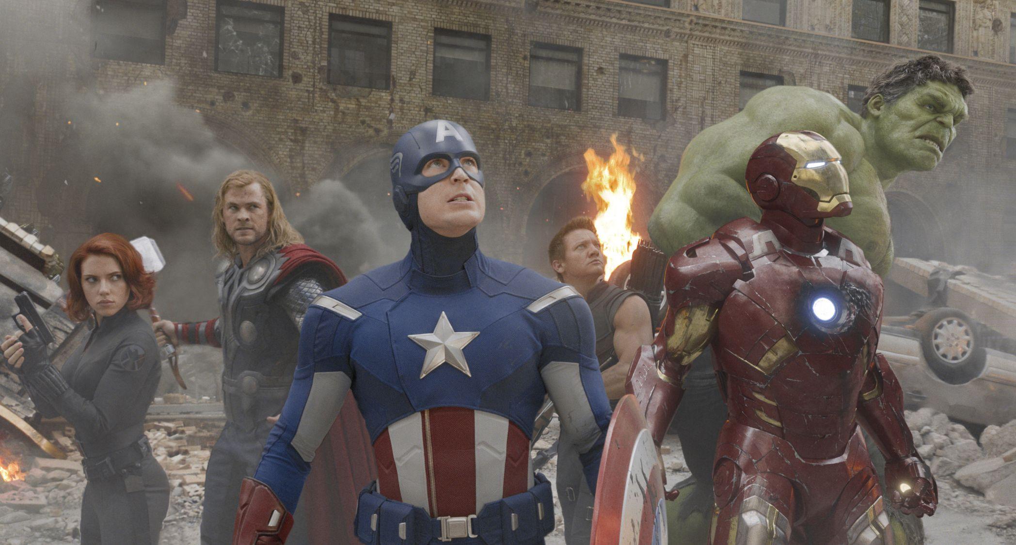 The Avengers: B-