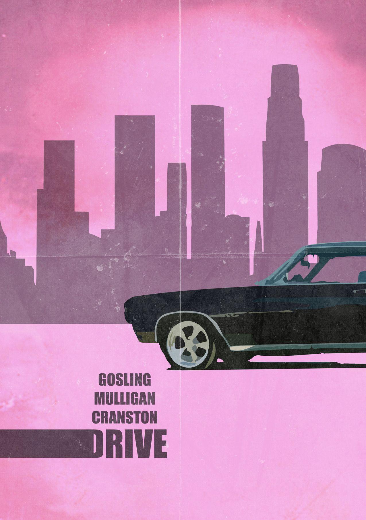 Minimal Poster: Drive