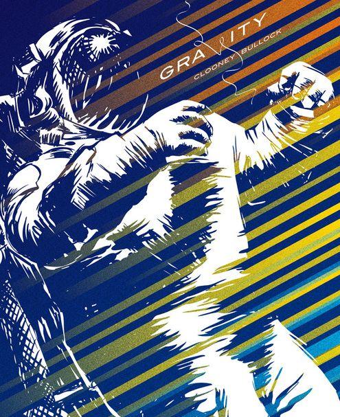 Striped Gravity art