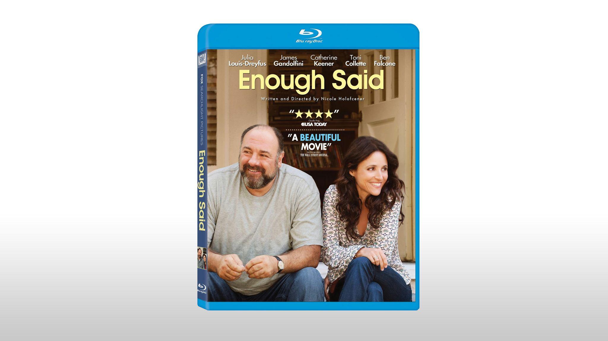 This Week On DVD: Enough Said