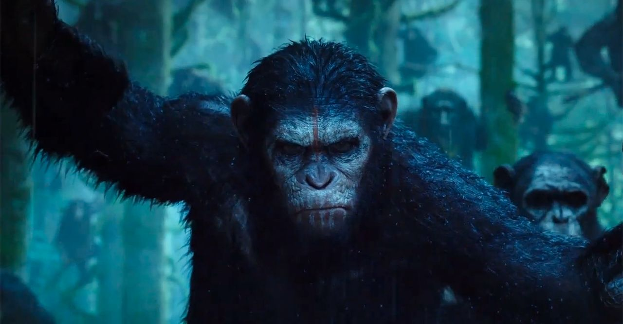 Fox Dates Poltergeist and Dawn of the Planet of the Apes Sequel
