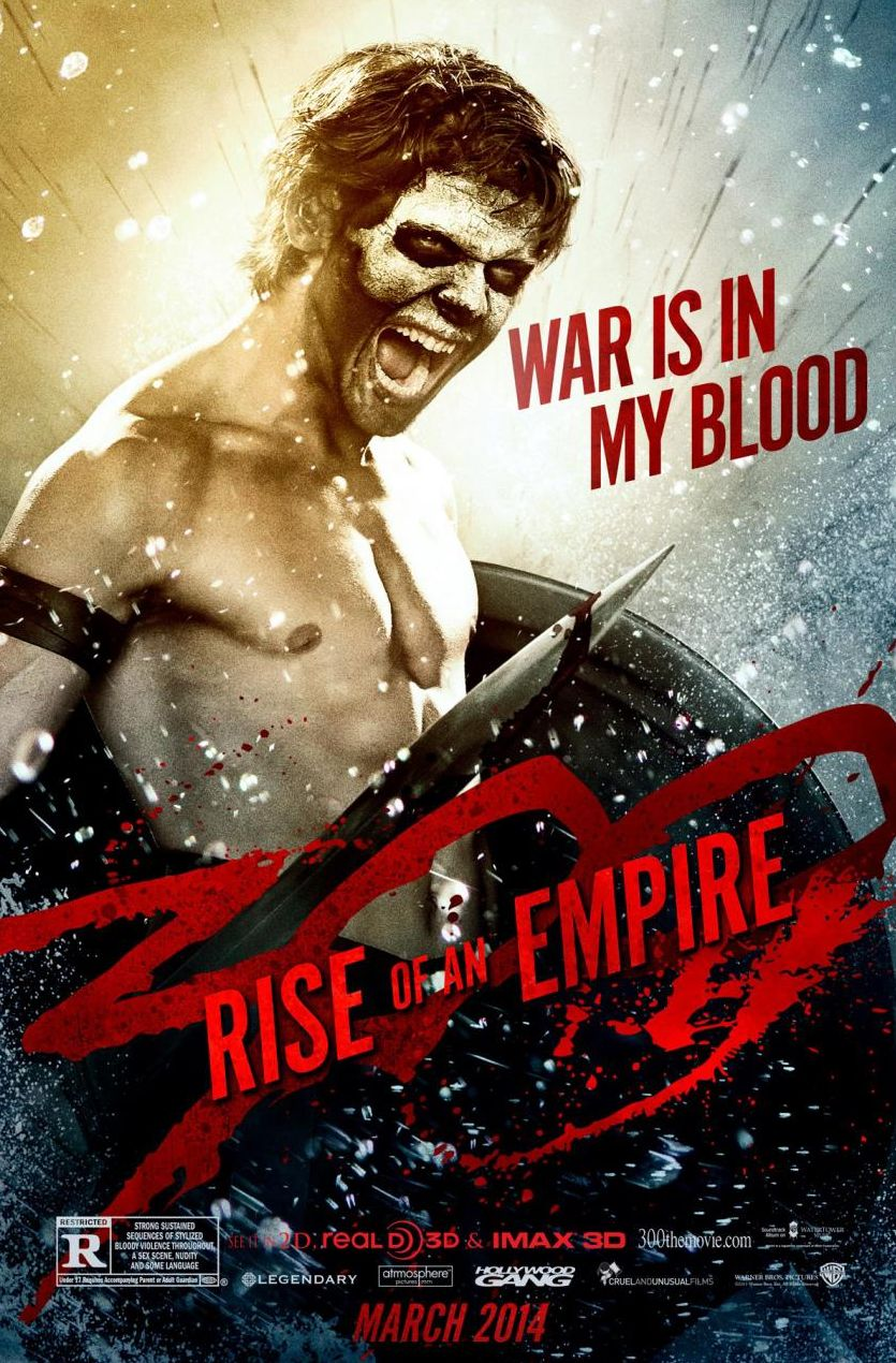 War Is In My Blood - 300: Rise Of An Empire