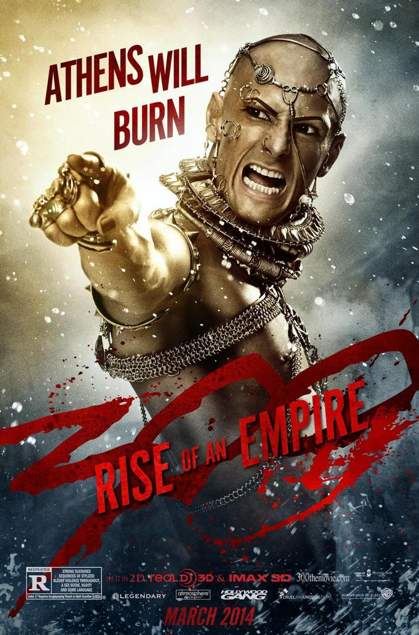 Athens Will Burn - 300: Rise Of An Empire