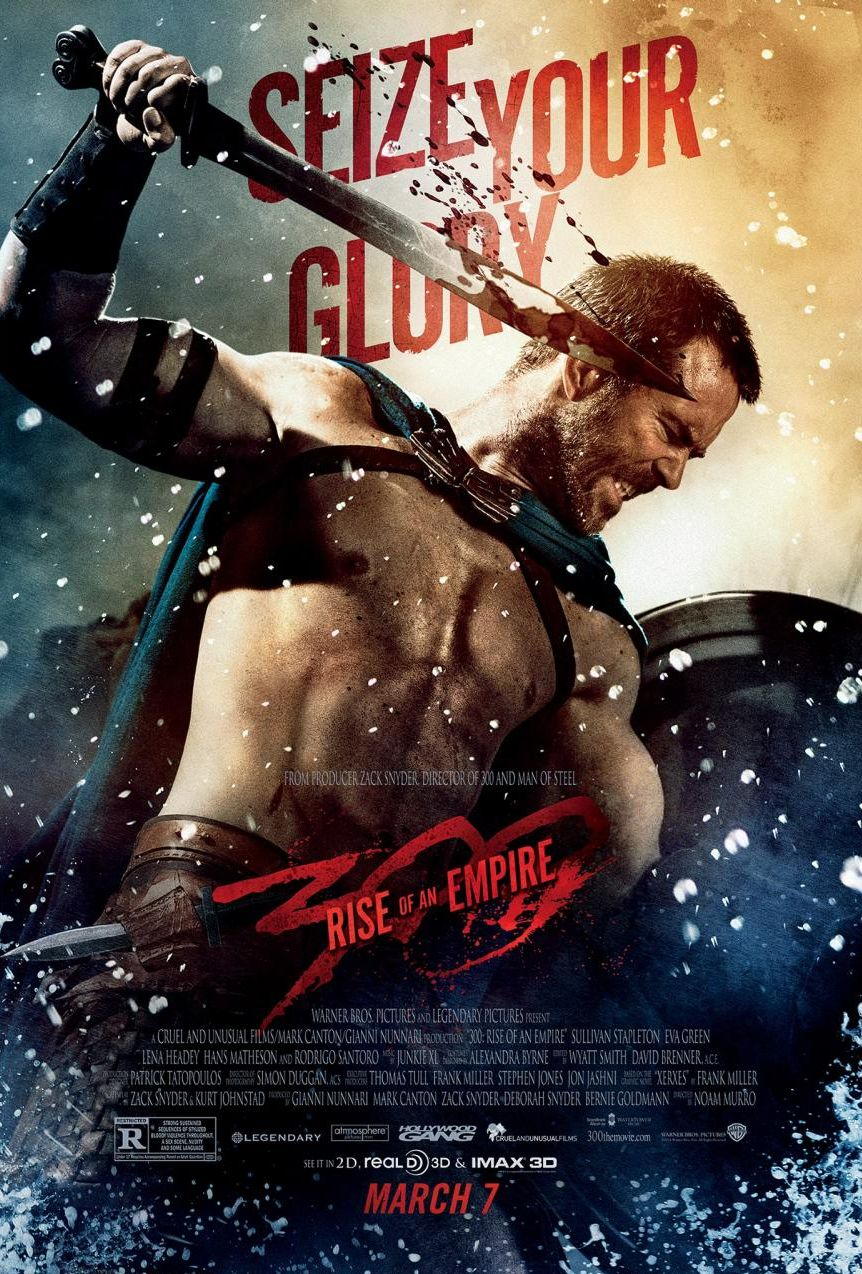 Seize Your Glory - 300: Rise Of An Empire