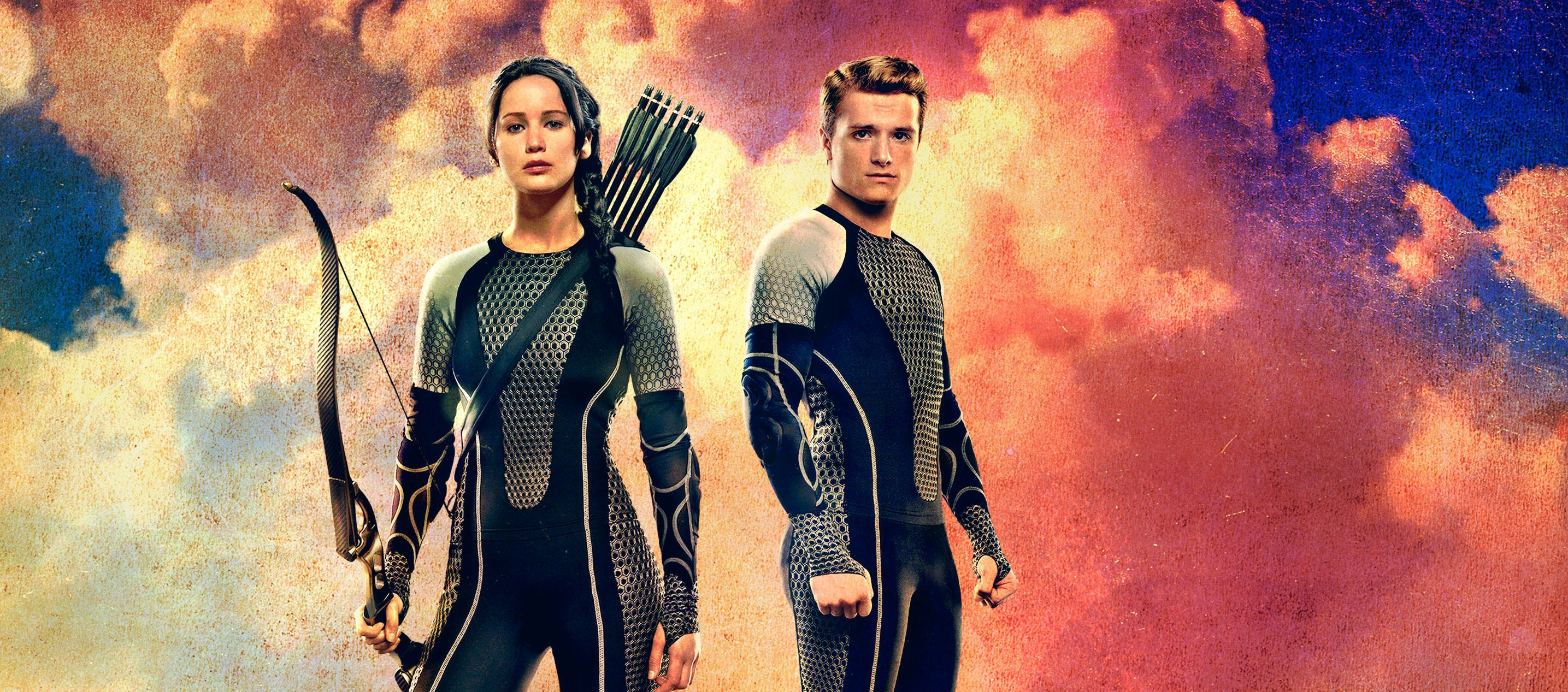 """""""The Hunger Games: Catching Fire"""" tops """"Iron Man 3"""" to #1 Spot at the US Box Office in 2013"""