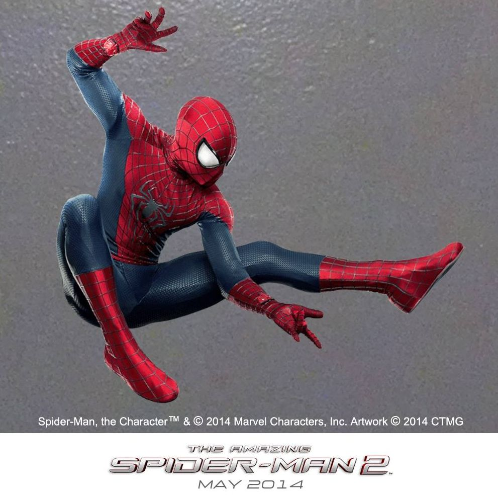 Marvel release latest character pictures from The Amazing Sp