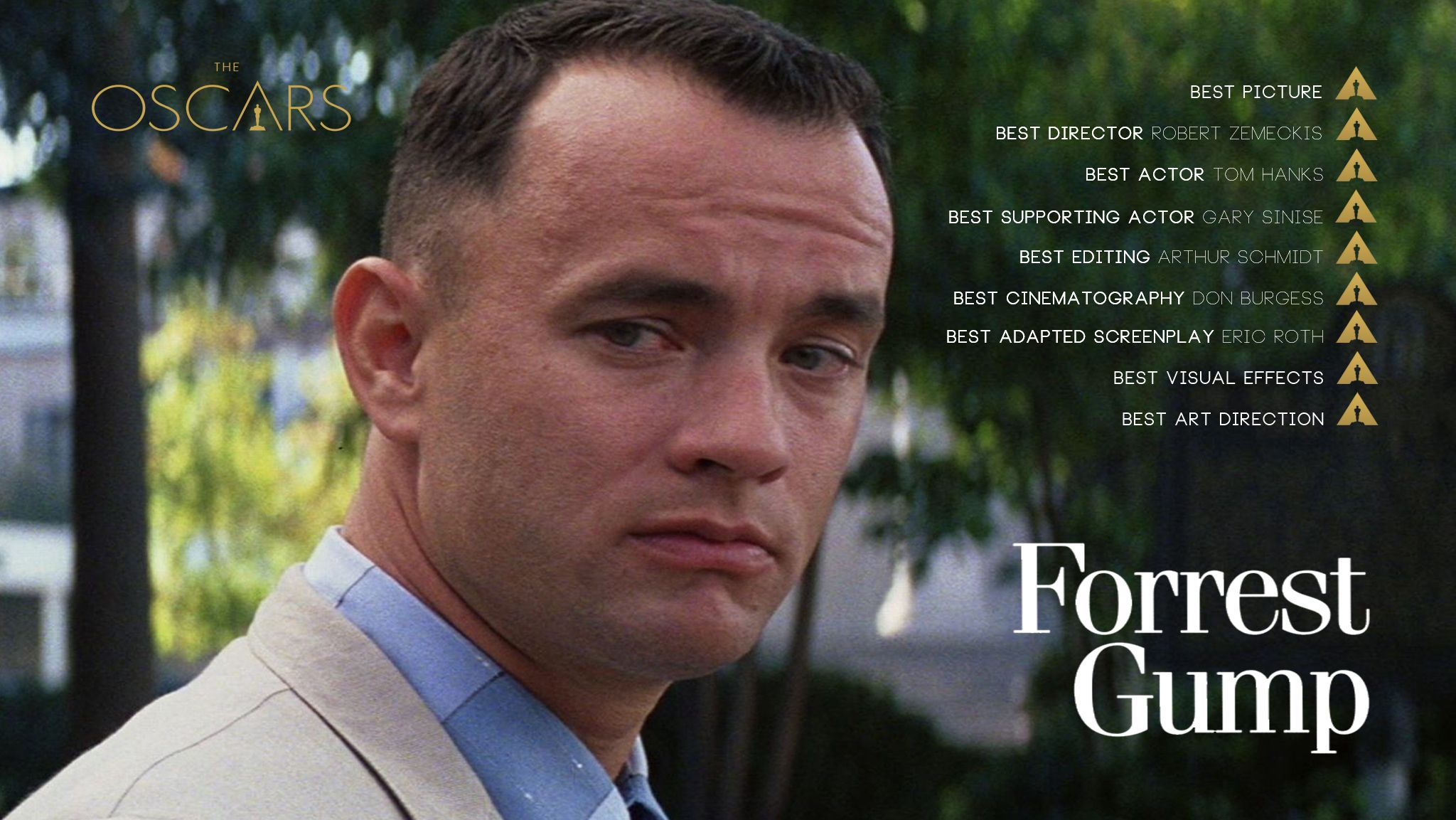 Fun Facts: Forrest Gump