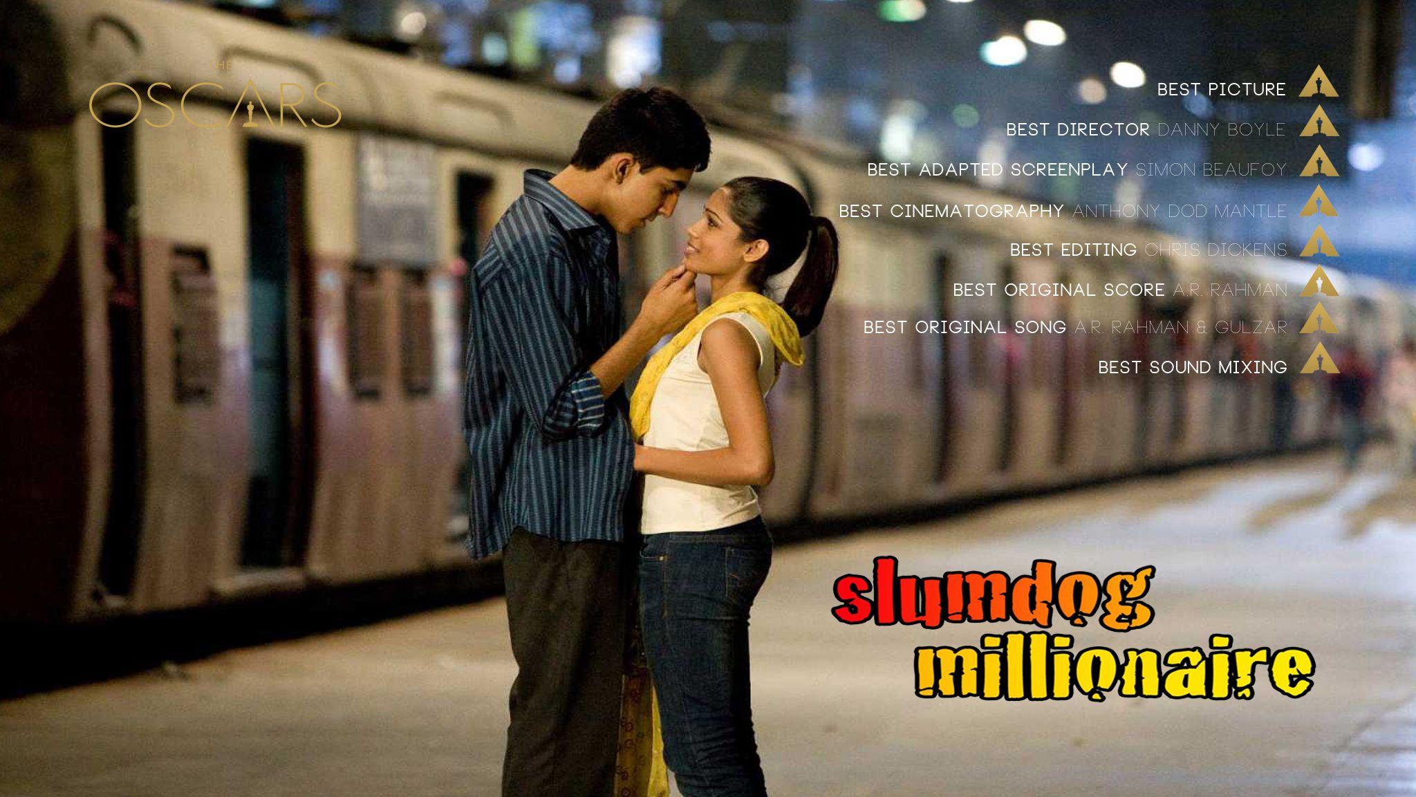 Fun Facts: Slumdog Millionaire