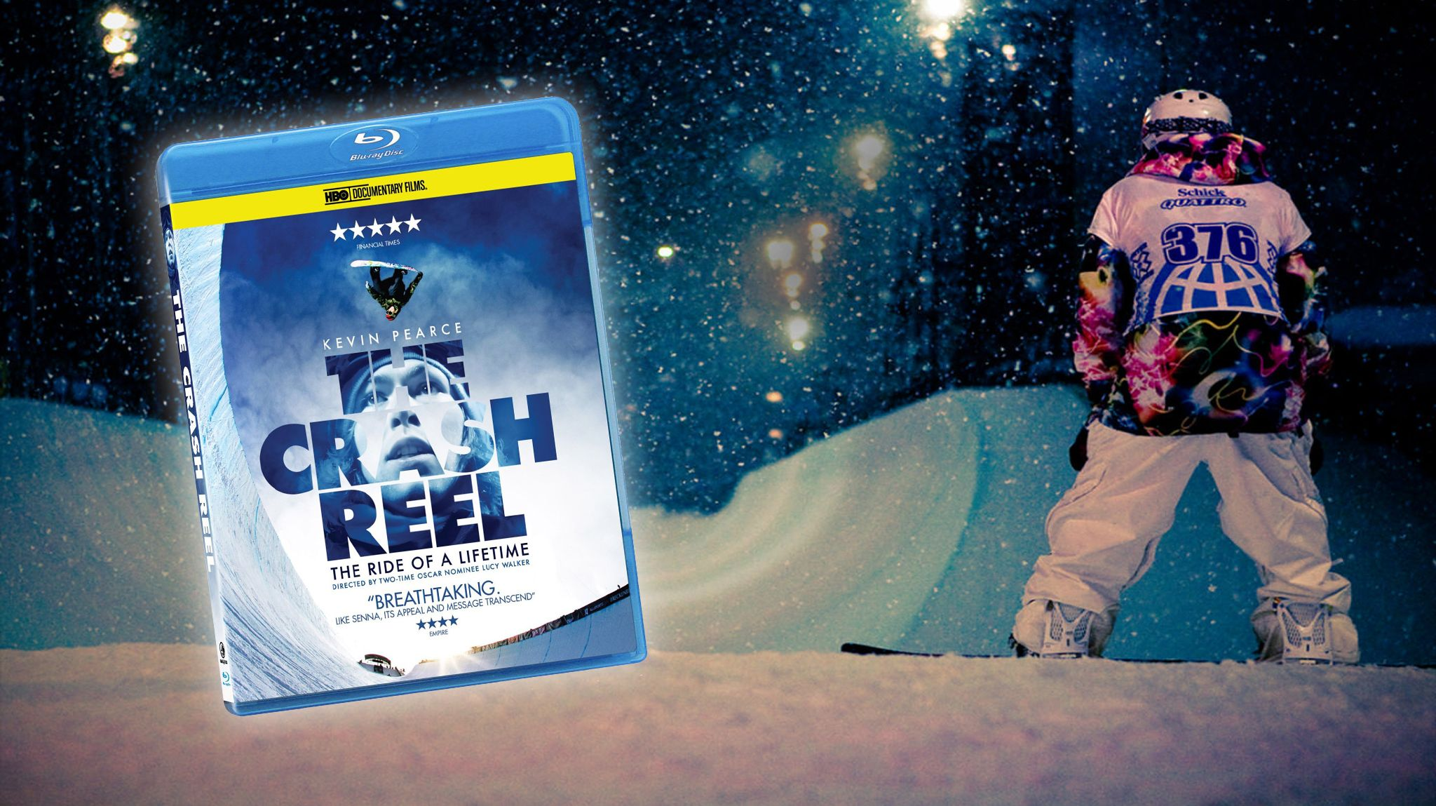 This Month On DVD: The Crash Reel