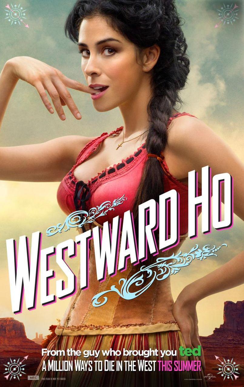 Westward Ho, Sarah Silverman as Ruth